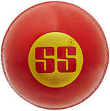 SS Gutsy Synthetic Cricket Ball - (pack of 2)