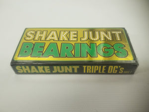 Shake Junt Triple OG's Bearings