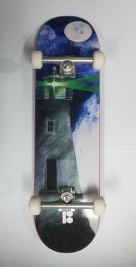 Plan B Ladd Lighthouse 8.5 Custom Complete Skateboard