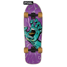 Load image into Gallery viewer, Santa Cruz Screaming Hand Ooze 9.7in x 31.7in 80s Cruzer Cruiser Complete
