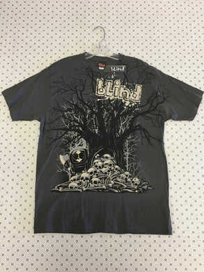 Blind Reaper Skeleton Large T-Shirt