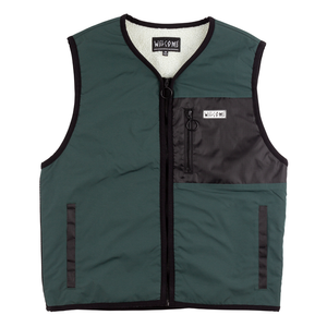 Welcome Cladenstine Sherpa-Lined Hunter Vest