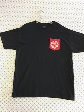 Habitat Pocket Logo Swirl XL T-Shirt