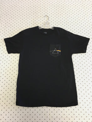 Habitat Pocket Pink Floyd Spectrum Medium T-Shirt