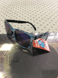 Happy Hour Sunglasses Tropical Blue