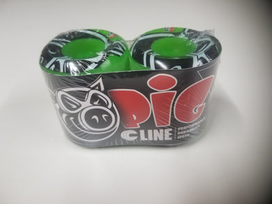 Pig Conical Green 53 mm 101a Wheels