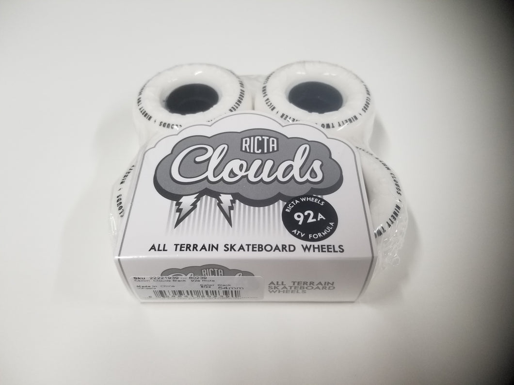 Ricta Clouds All Terrain 54 mm 92a Wheels