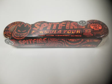 Spitfire Formula Four Embers Conical Full Natural 54mm 99duro Wheels