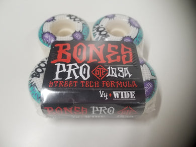 Bones Pro STF Boo Raps 53mm 103a V4 Wide Wheels