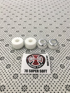Independent Super Soft 78duro Cylinder Bushings