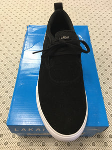 Lakai Riley 2 Black / White Shoes