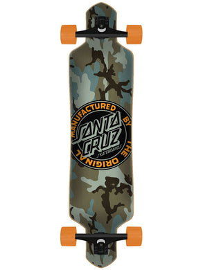 Santa Cruz MFG Dot Drop Thru 9.2 Complete Longboard