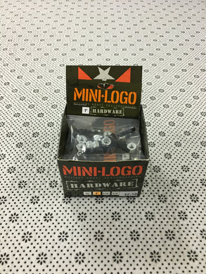 Mini Logo 1 inch Hardware