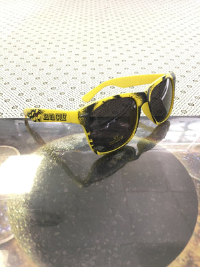 Santa Cruz Sunglasses Yellow