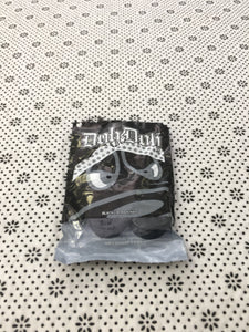 Shortys Doh Dohs Rock Hard 100 duro Bushings Black