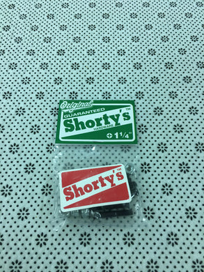 Shortys Original 1-1/4 inch Hardware
