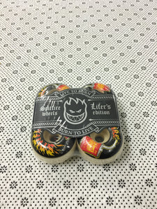 Spitfire Formula Four Classics 58mm 99duro Lifers Edition Natural Wheels