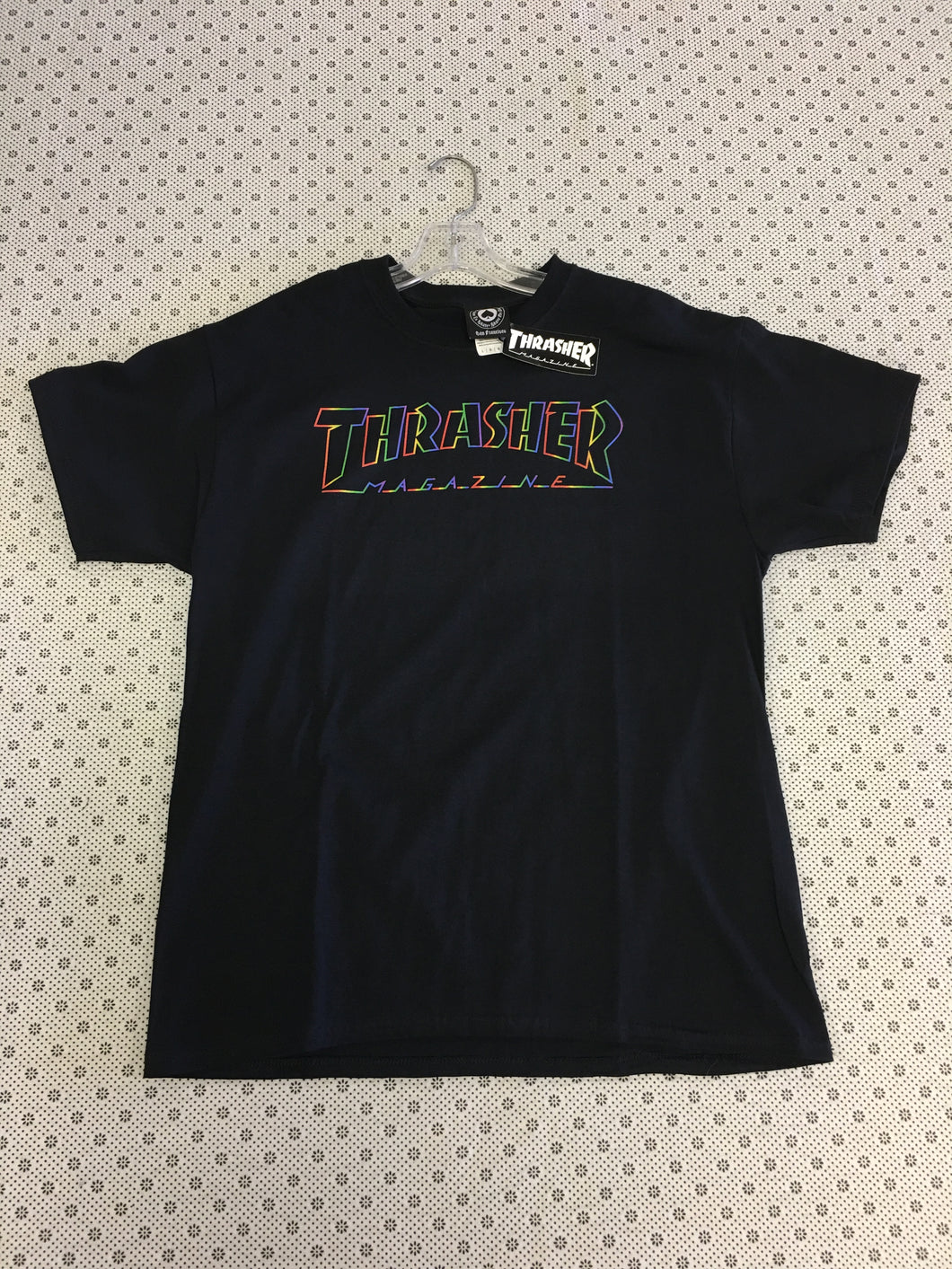 Thrasher Magazine Rainbow T-Shirt