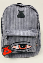 Load image into Gallery viewer, Bum Bag Toy Machine Scout Backpack Grey