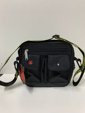 Bumbag Standard Utility Black Shoulder Bag