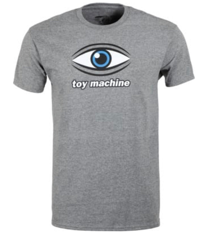 Toy Machine Eye Grey T-Shirt