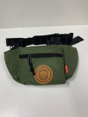 Spitfire Bighead Circle Patch Hip Bag