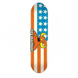 Toy Machine American Monster 7.75 Deck Includes Mob Grip