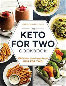 Keto For Two Cookbook