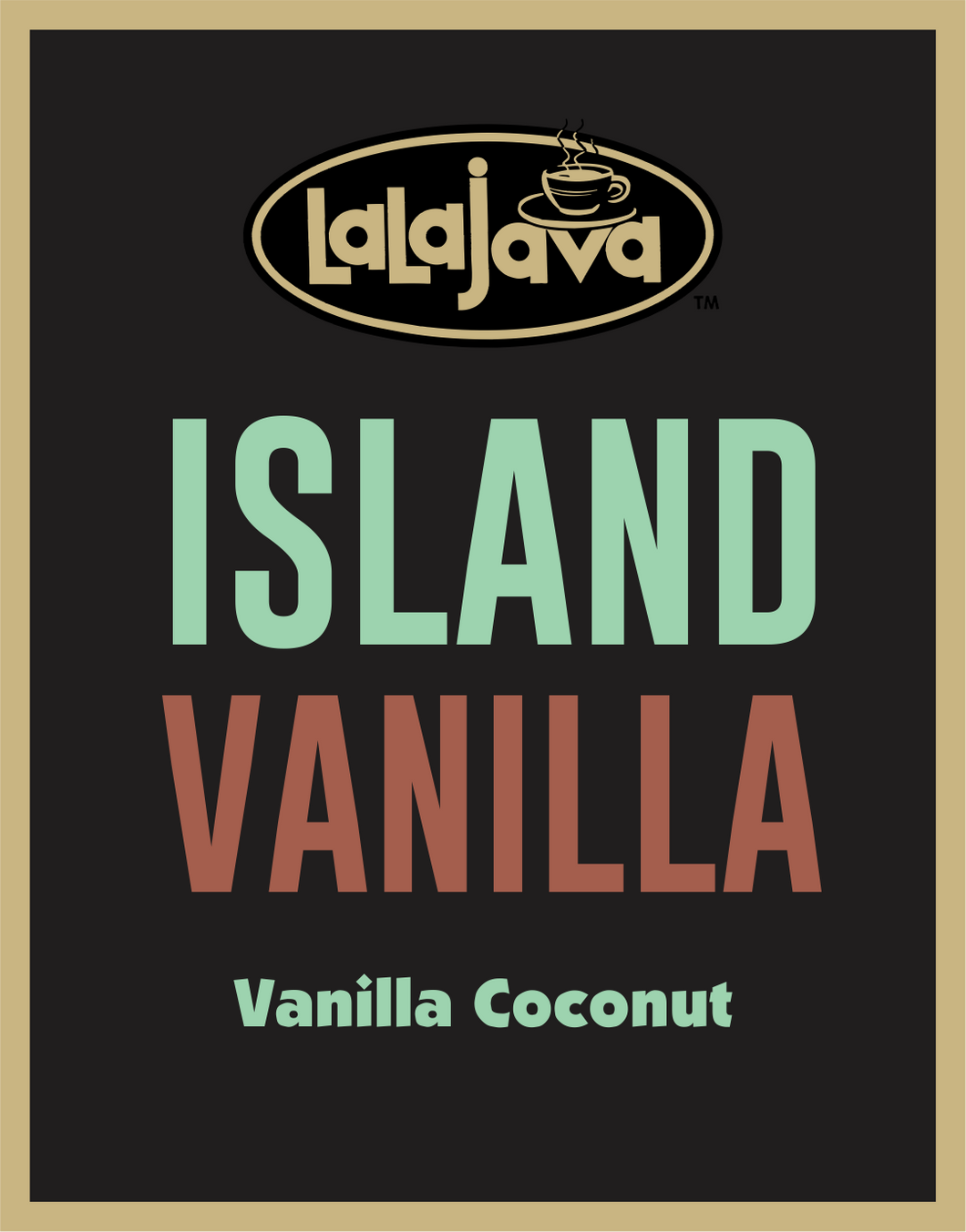 Coffee Island Vanilla