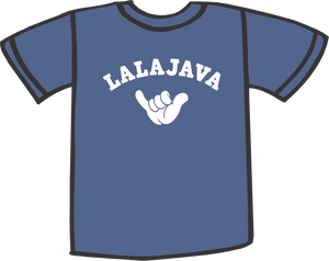 Lalajava Hang Loose Shaka