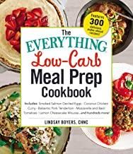 Everything Guide To Low Carb Meal Prep