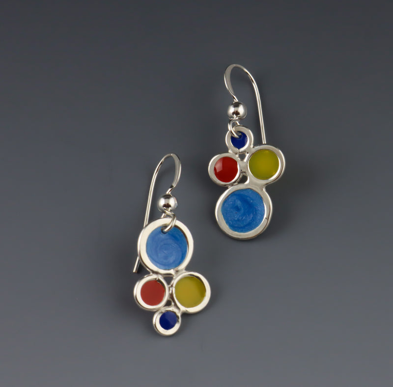 Petite Bubble Drop Earrings