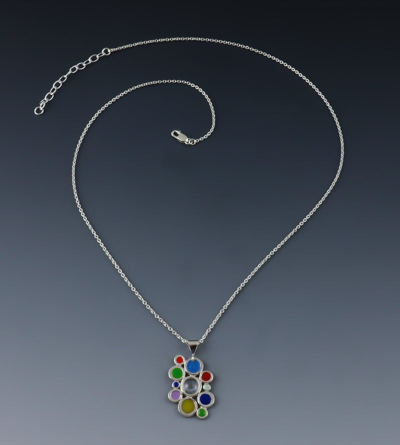 Bubble Ladder Pendant
