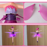 Flying Fairy Princess Doll