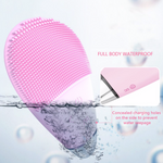 3 in 1 Electric Silicone Sonic Face Wash