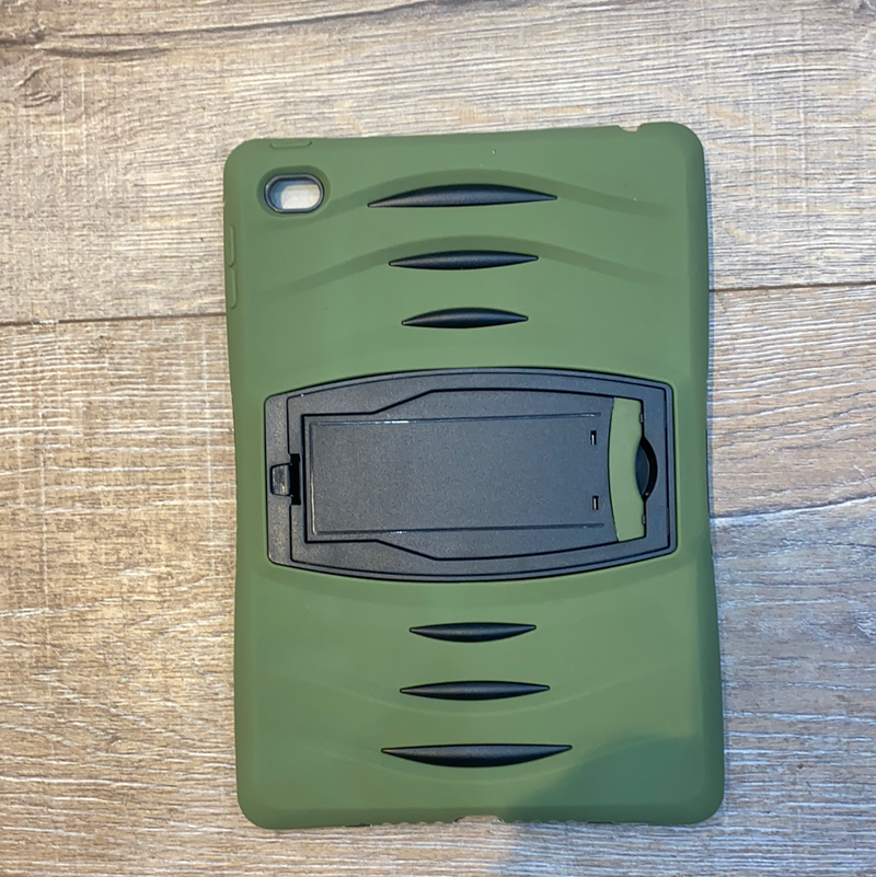 IPAD mini 4 Green Hard Case