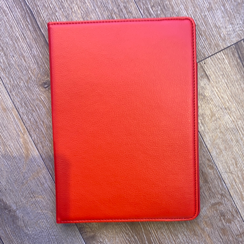 iPad Air 5/6/7/8 Red