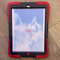 iPad Air 5/6/7/8 Red Hard Case