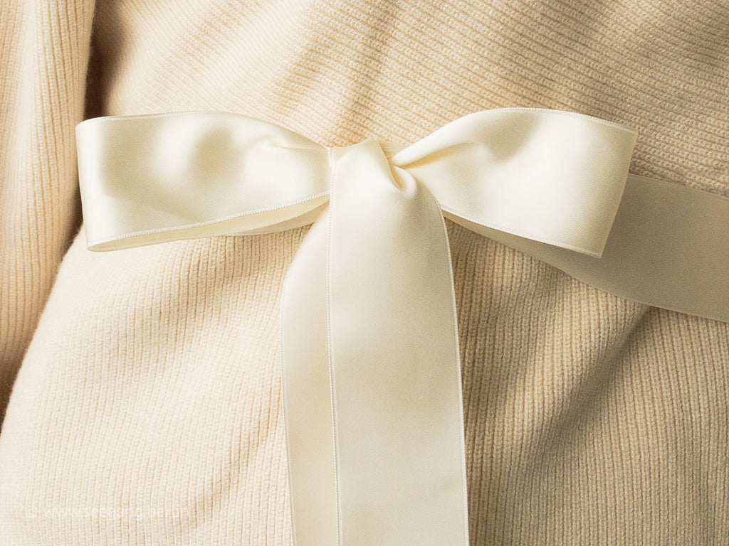 BRIDAL BELT IN SHADES OF WHITE: OFF WHITE, CREME, IVORY, CHAMPAGNE. SWISS QUALITY