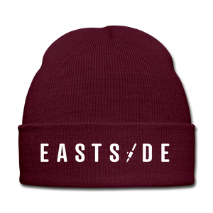 Eastside Winter hat - burgundy