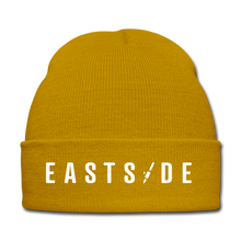 Laden Sie das Bild in den Galerie-Viewer, Eastside Winter hat - mustard yellow
