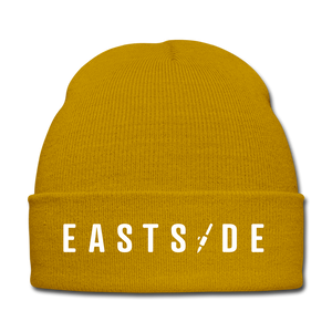Eastside Winter hat - mustard yellow