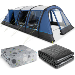 Kampa Croyde 6 Air 2021 Tent Package