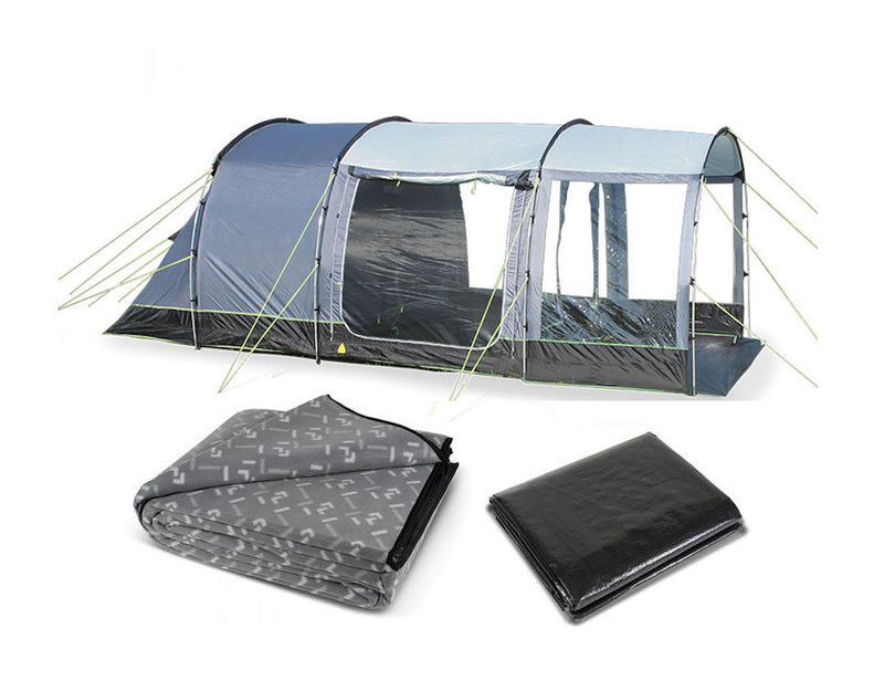 Kampa Dometic Hayling 4 Poled Tent Package 2020