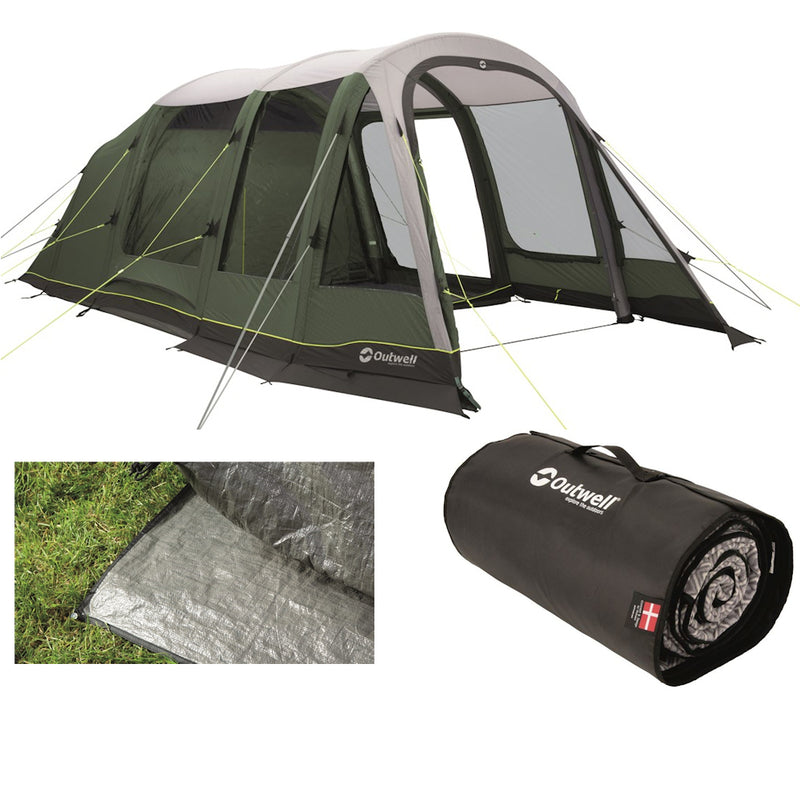 Outwell Parkdale 4PA Tent 2021 Package