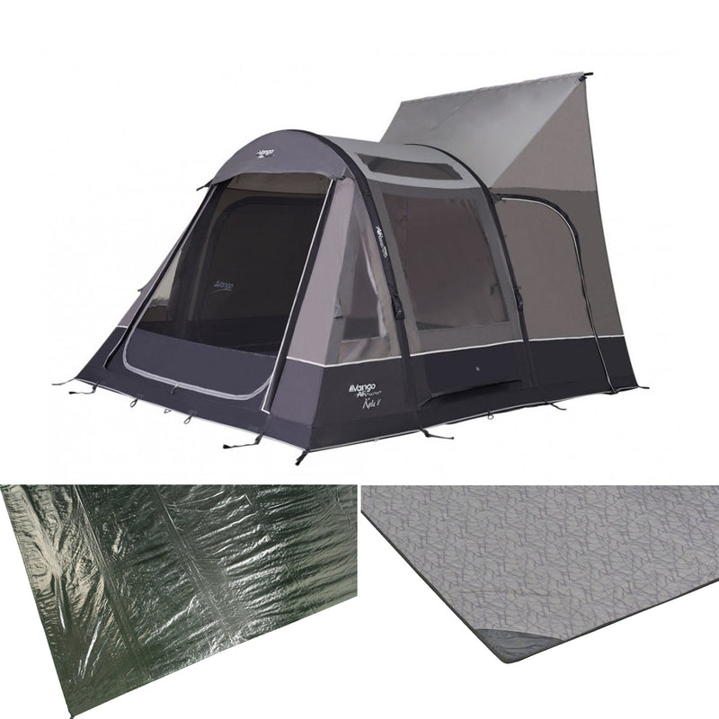 Vango Kela V Air Tall Driveaway 2021 Awning Package