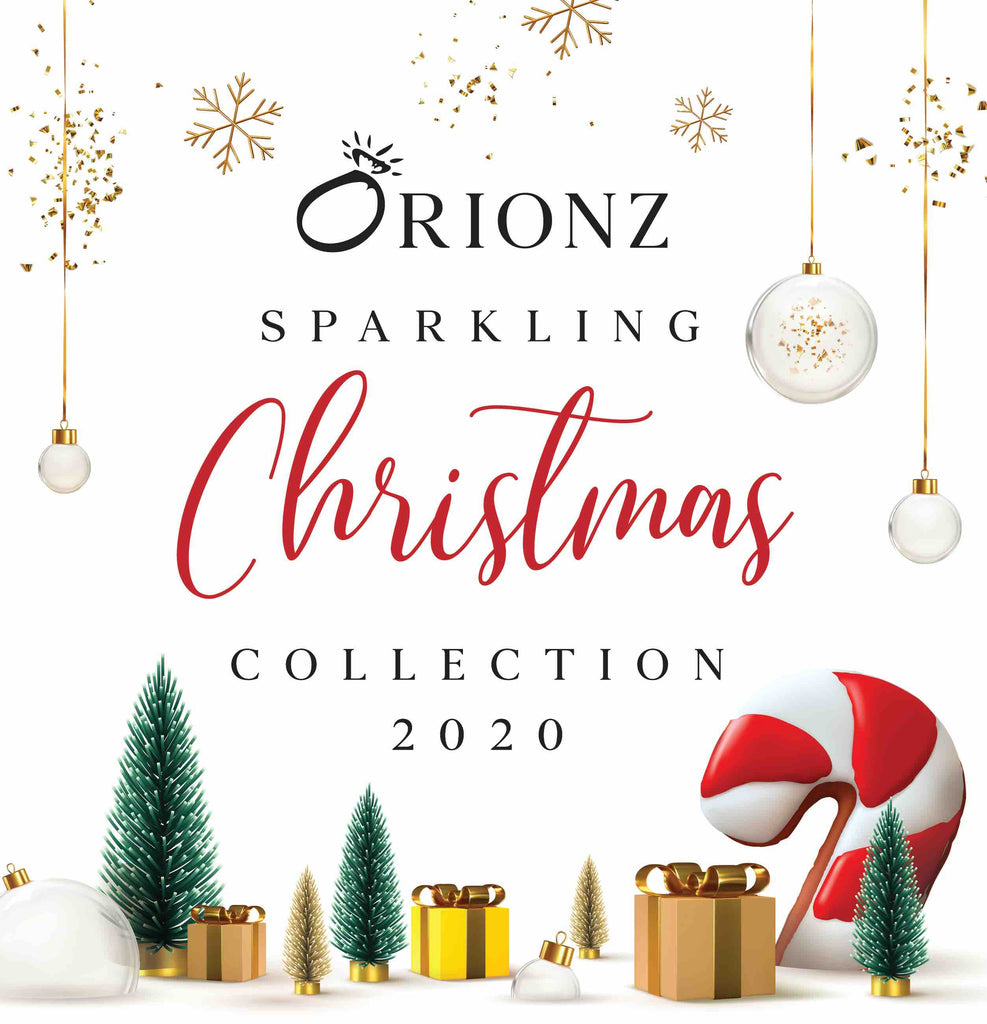 Orionz Sparkling Christmas Collection 2020