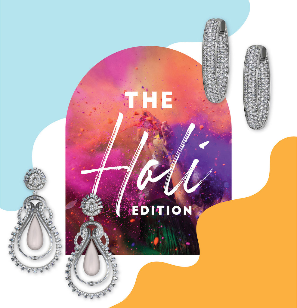 5 Imitation Jewelleries to Inspire Your Holi Outfit with Colours of India