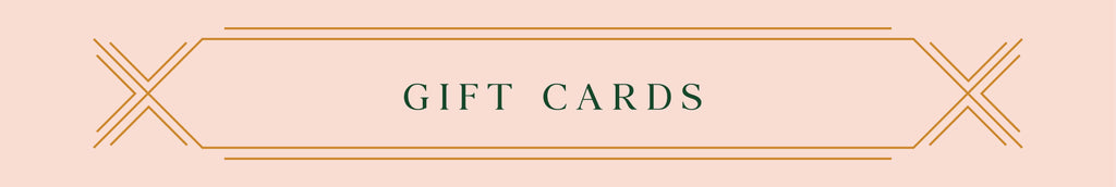 Gift Cards and Gift Vouchers by Orionz Jewels