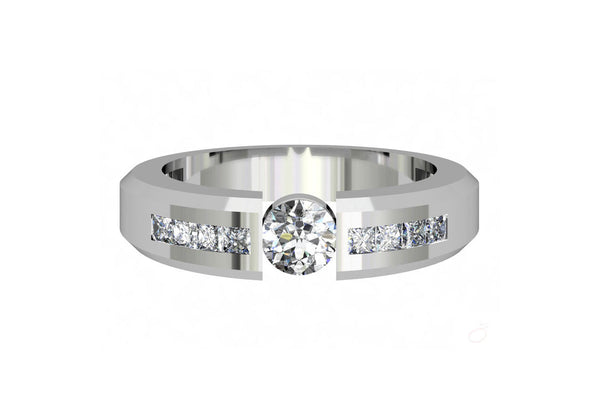 artificial gold ring for men